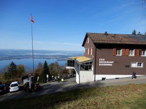 Bergstation Zugerbergbahn