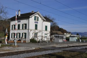Bahnhof Bollingen