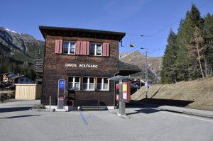 Station Davos Wolfgang