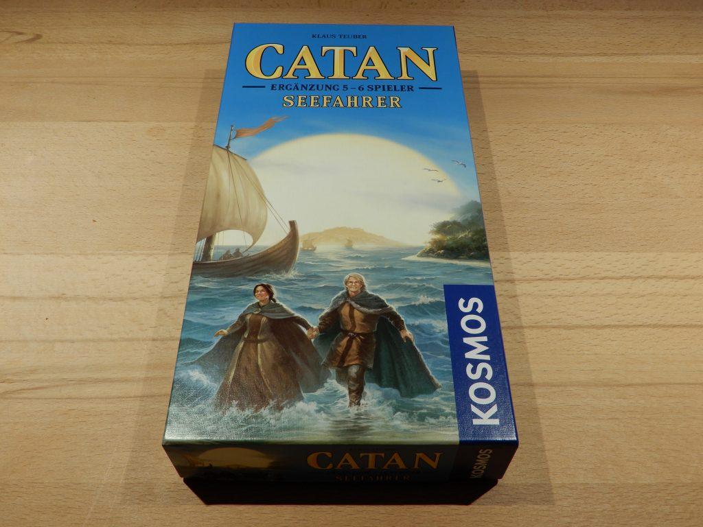 Catan - Seefahrer: Ergänzung