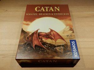 Catan - Schätze, Drachen & Entdecker