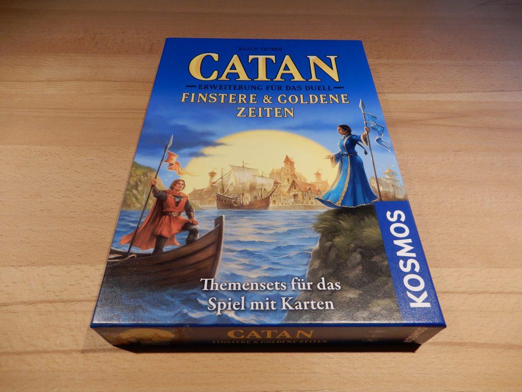Catan - Finstere & Goldene Zeiten