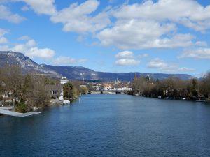 Blick auf Solothurn