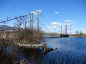 Autobahnbrücke bei Grenchen