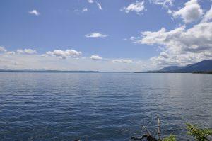 Der Lac de Neuchâtel