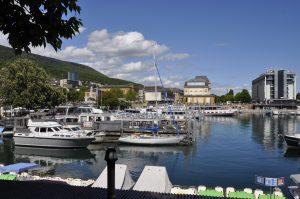 Hafen von Neuchâtel