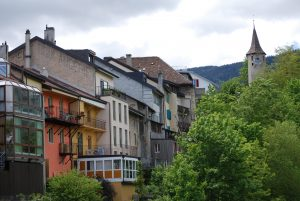 Altstadt von Boudry