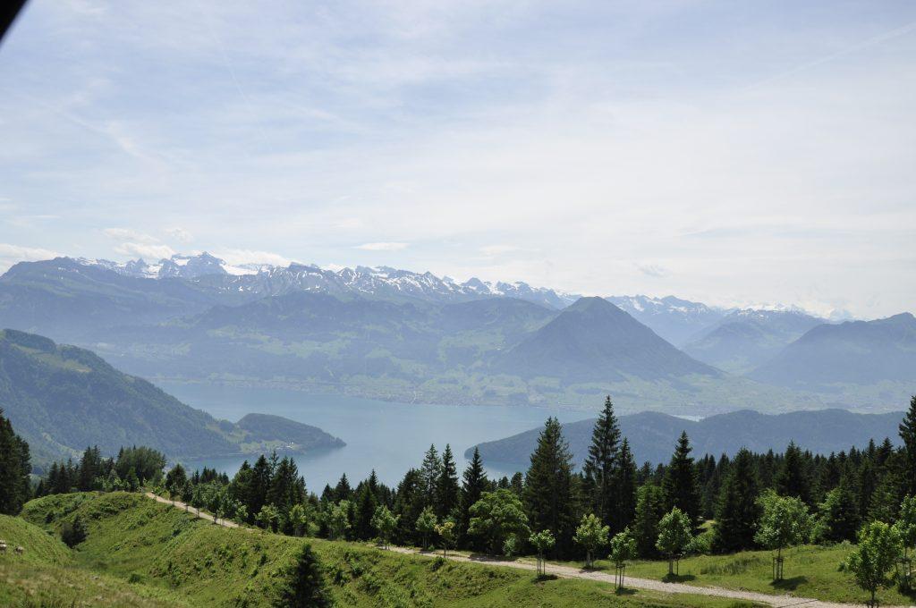 Panorama von Rigi Kaltbad