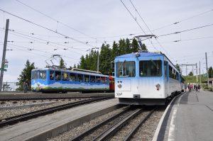 Und noch zwei Züge