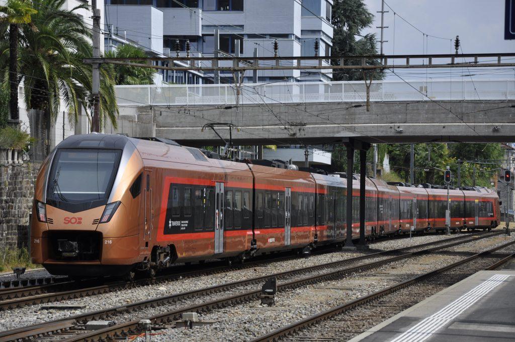 Der Treno Gottardo