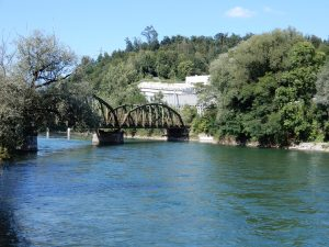 Eisenbahnbrücke bei der Fluhmühle