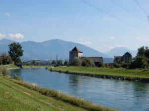 Linthkanal bei Grinau
