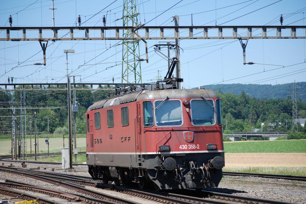 Re 430 358