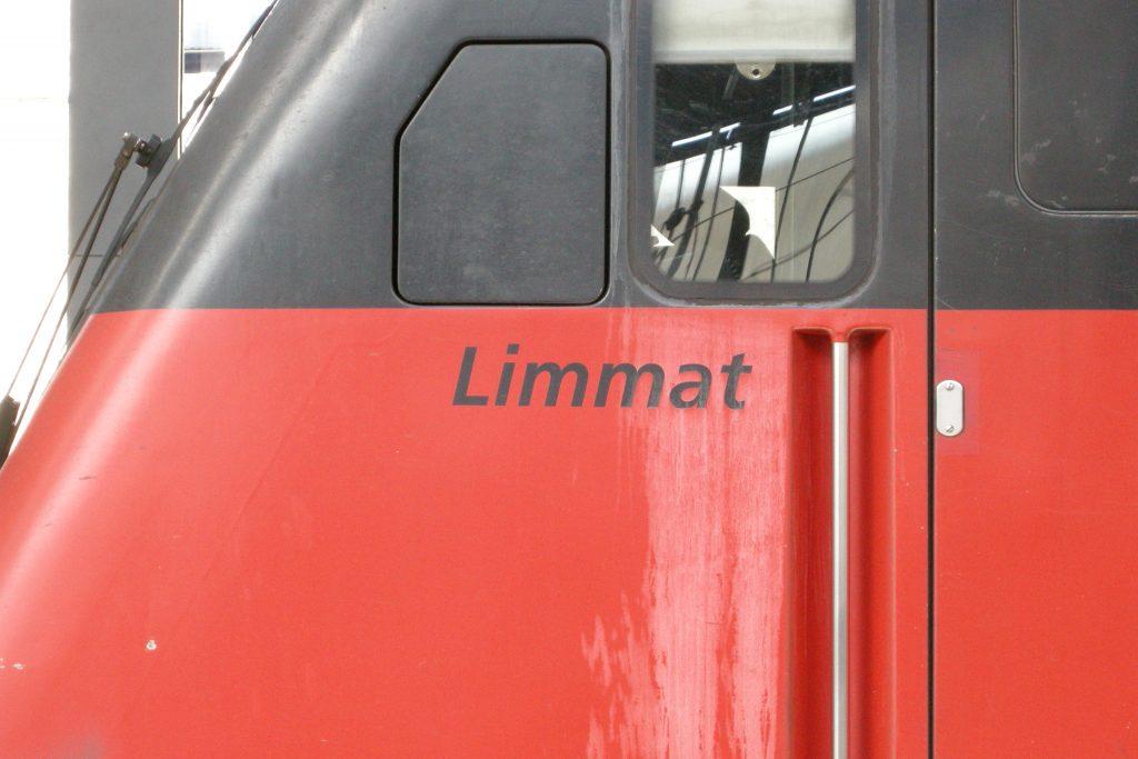 Namen Limmat