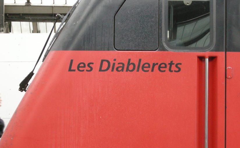 Namen Les Diablerets