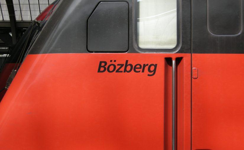 Namen Bözberg