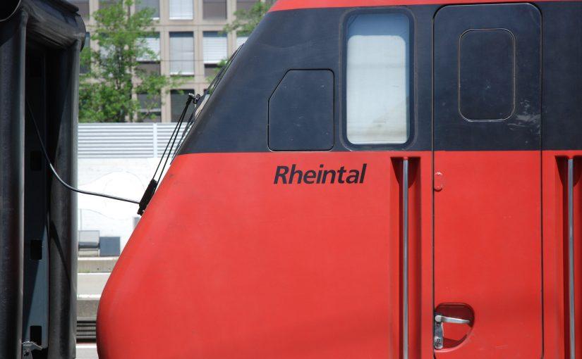 Namen Rheintal