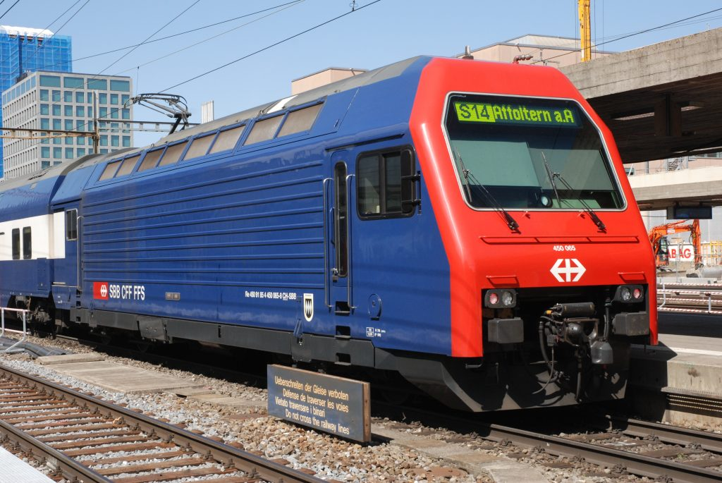 Re 450 065