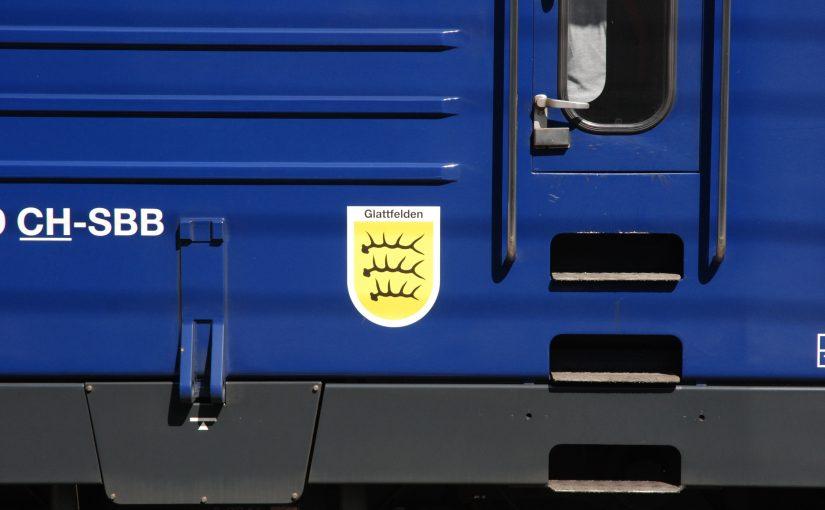 Wappen Glattfelden