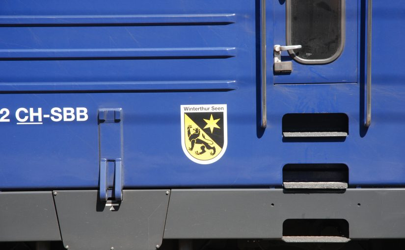 Wappen Winterthur Seen