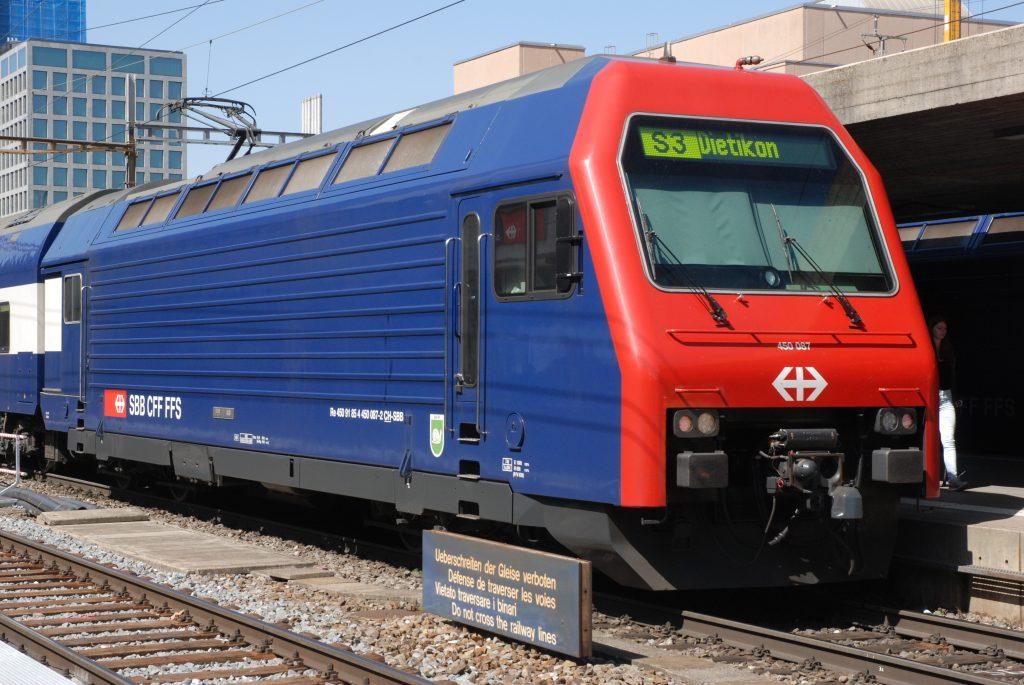 Re 450 087