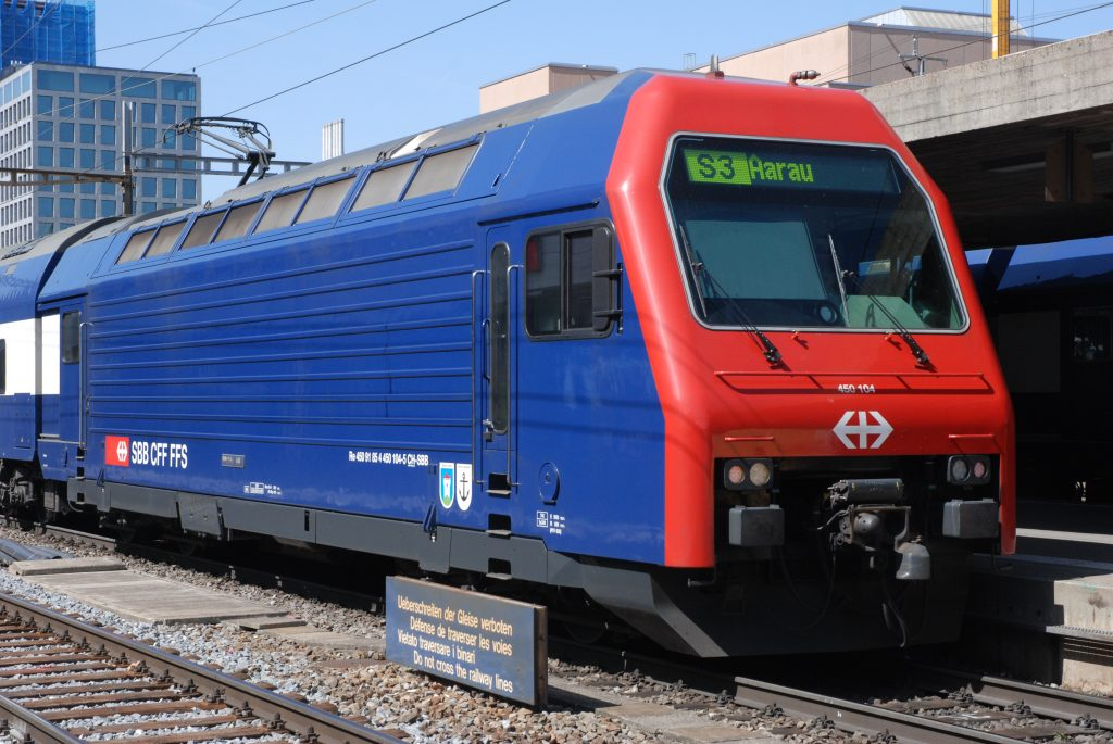 Re 450 104