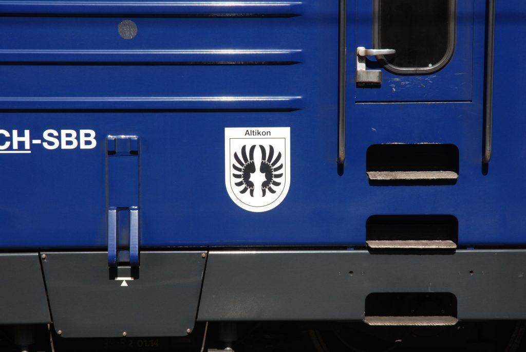 Wappen Altikon