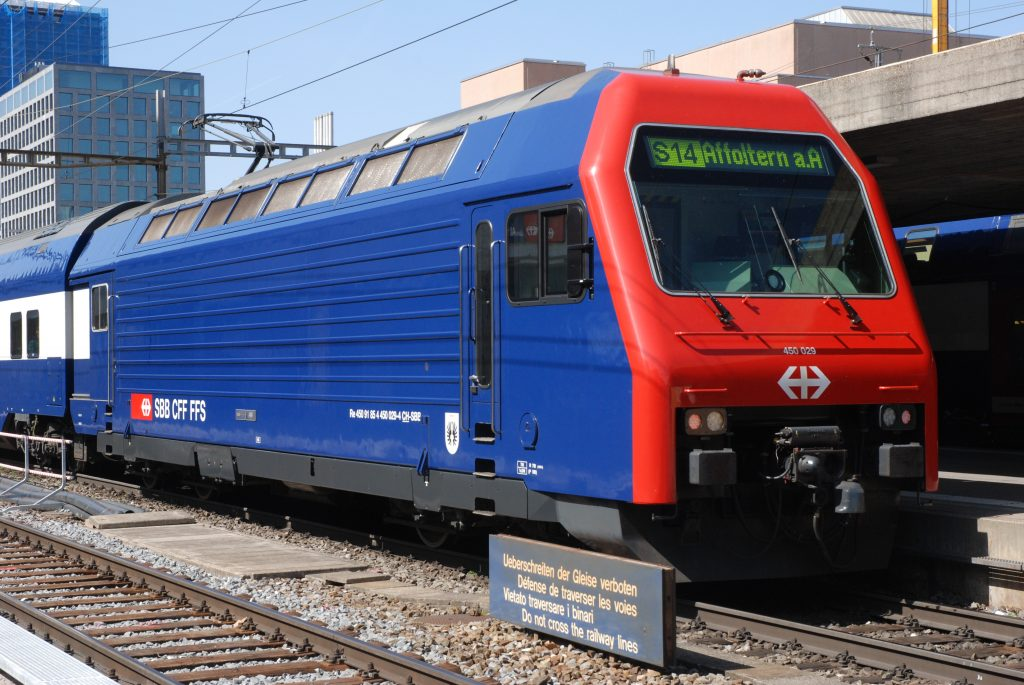 Re 450 029