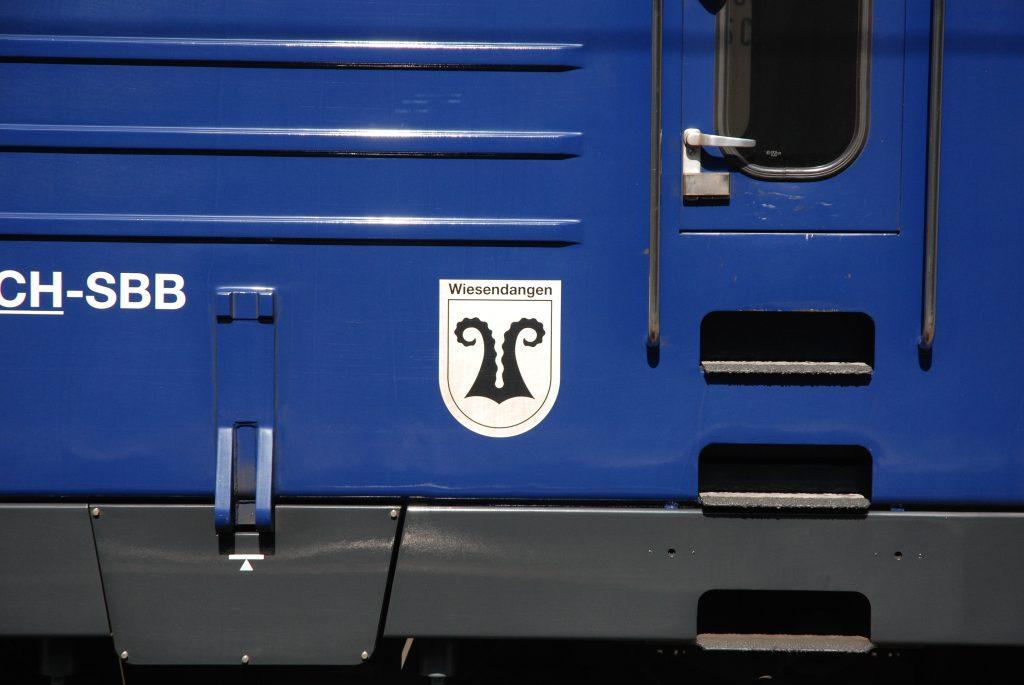 Wappen Wiesendangen