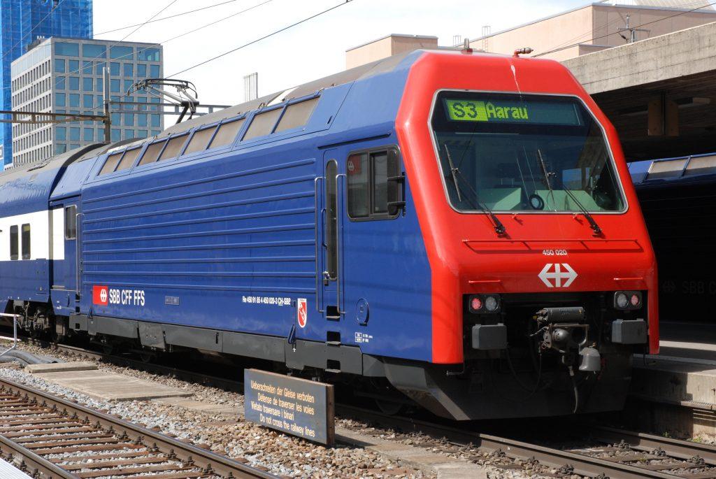 Re 450 020