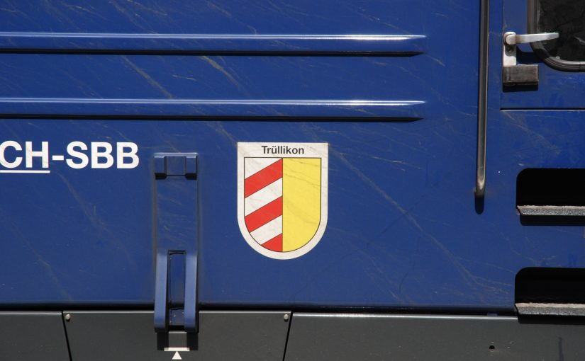 Wappen Trüllikon