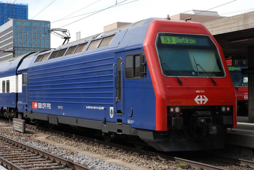 Re 450 114