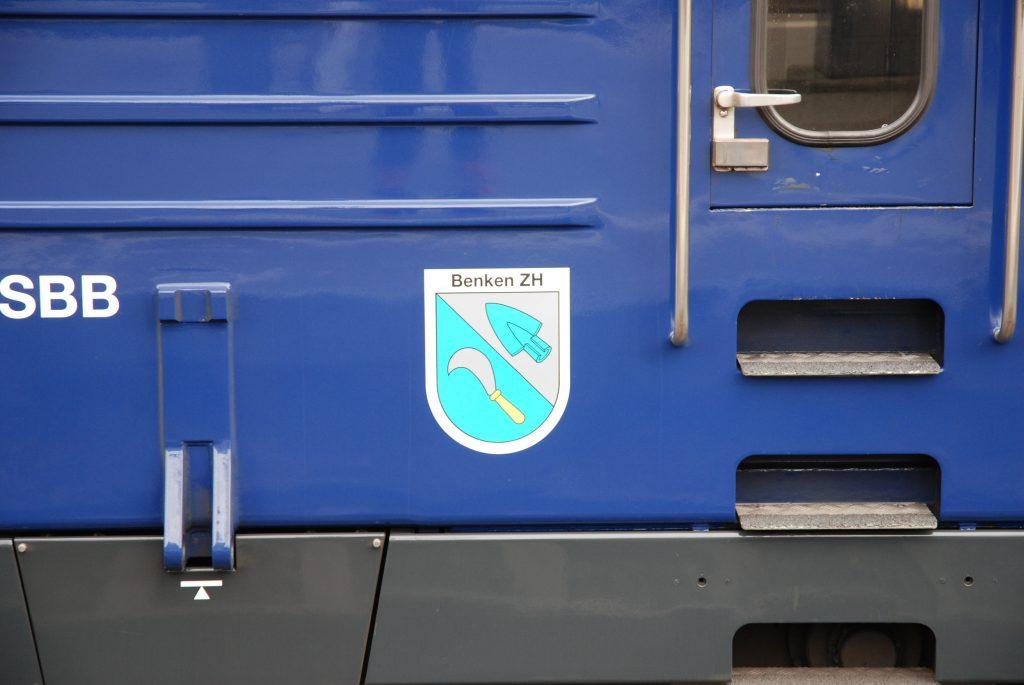 Wappen Benken ZH