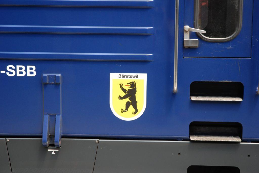 Wappen Bäretswil