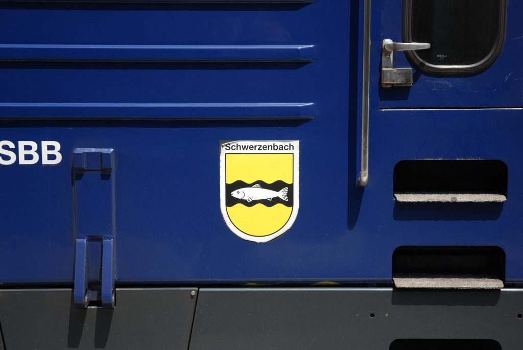 Wappen Schwerzenbach