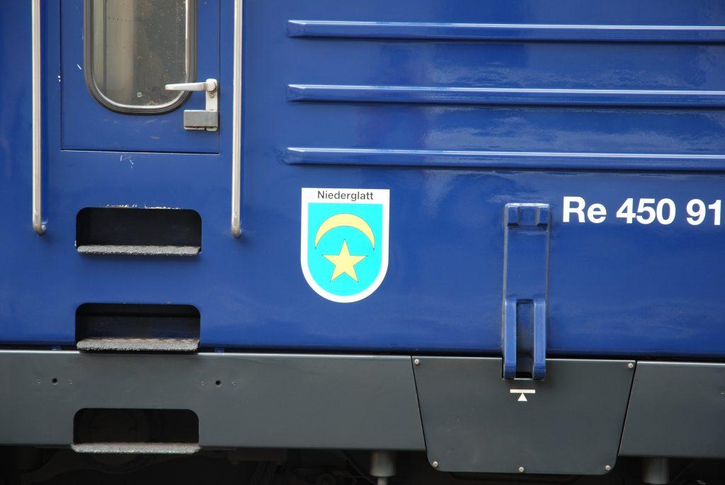 Wappen Niederglatt