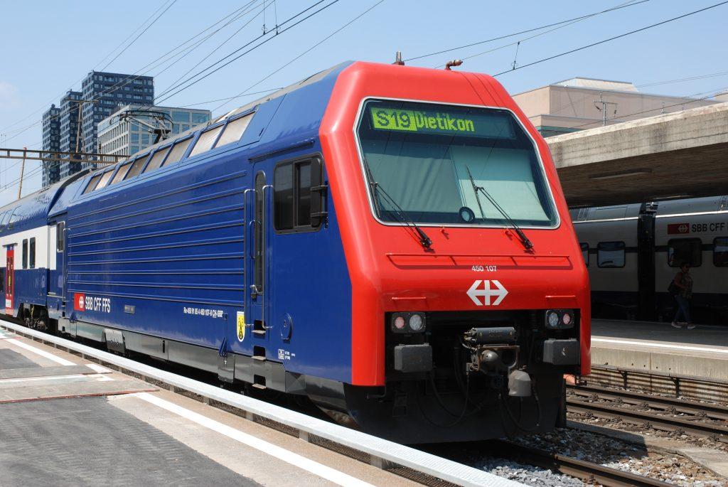 Re 450 107