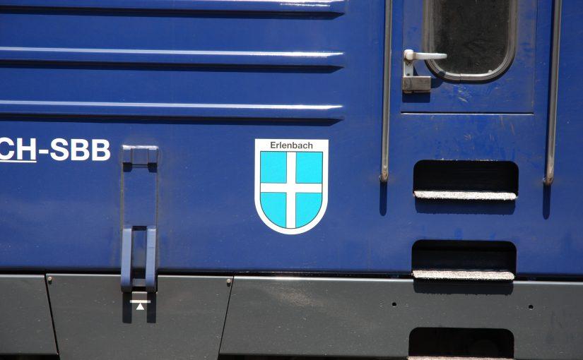 Wappen Erlenbach