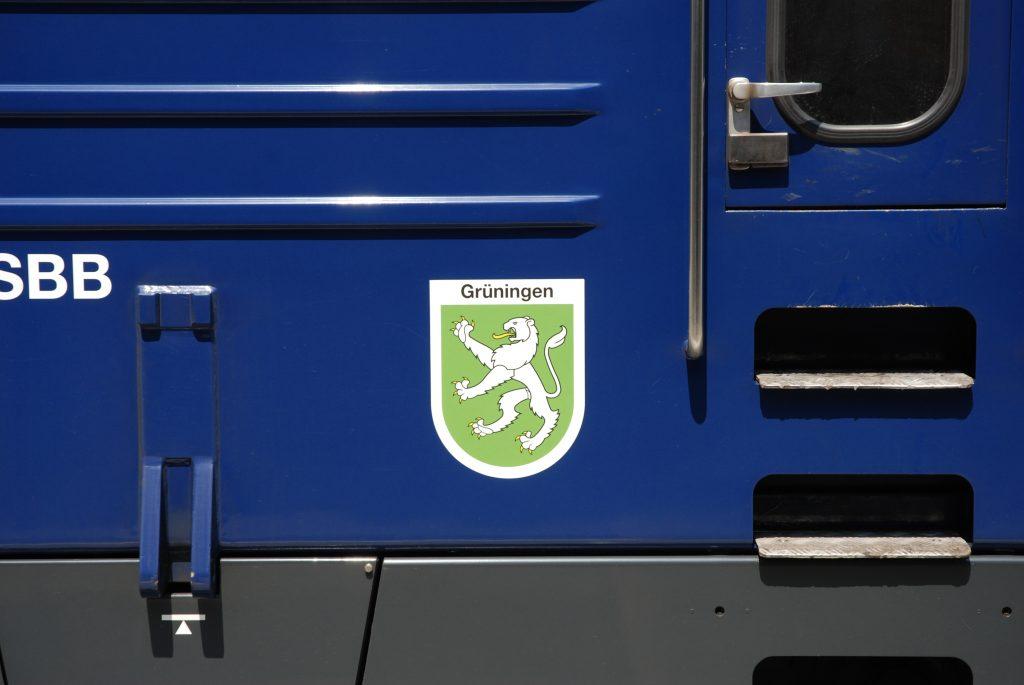 Wappen Grüningen