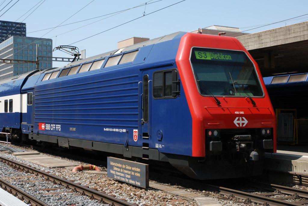 Re 450 092