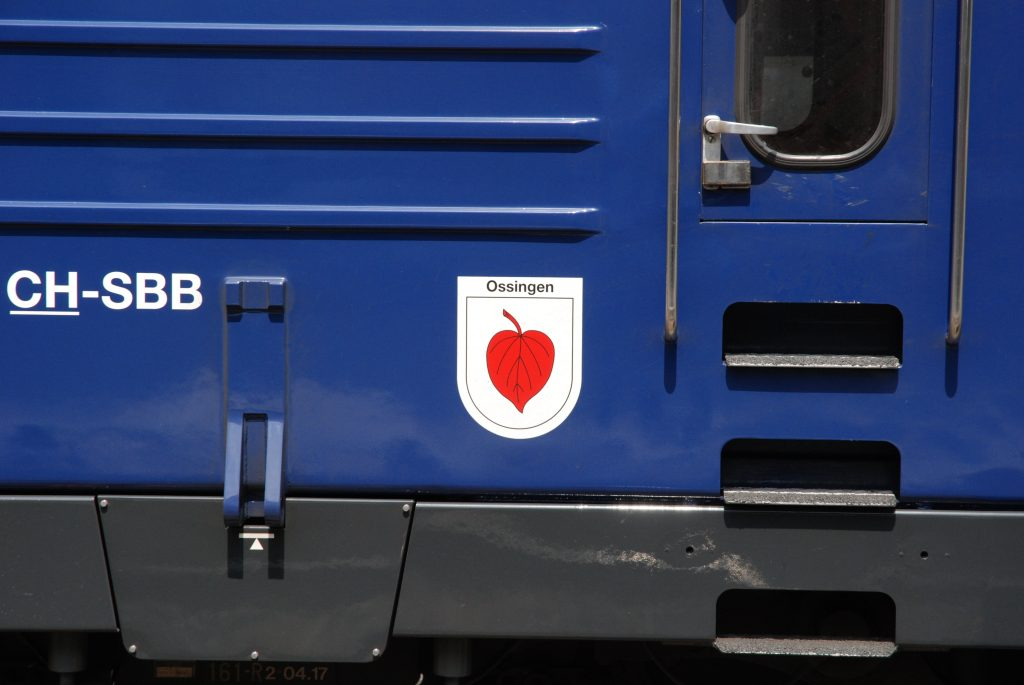 Wappen Ossingen