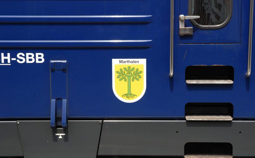 Wappen Marthalen