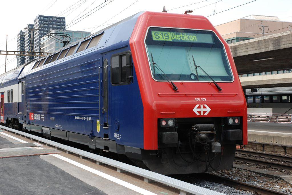 Re 450 103