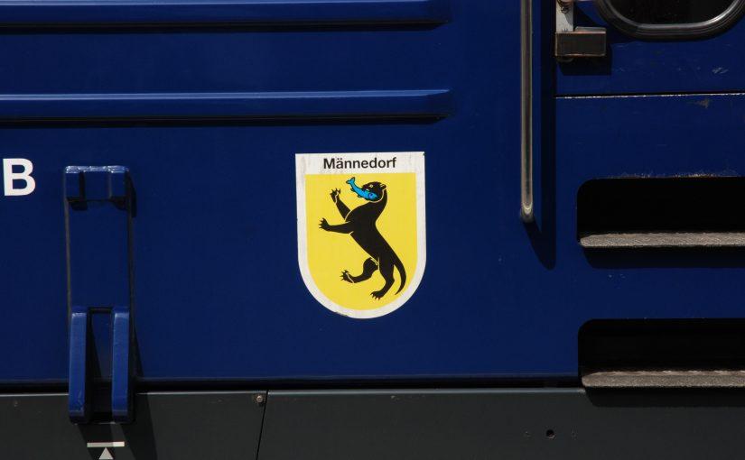 Wappen Männedorf