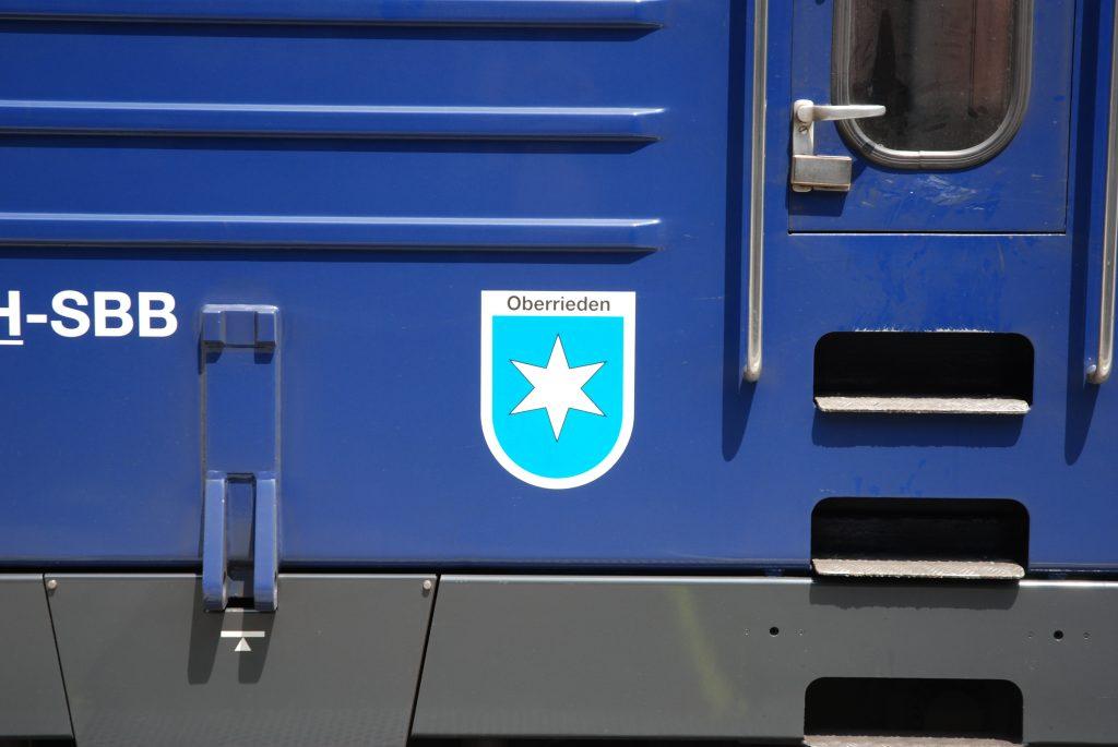 Wappen Oberrieden