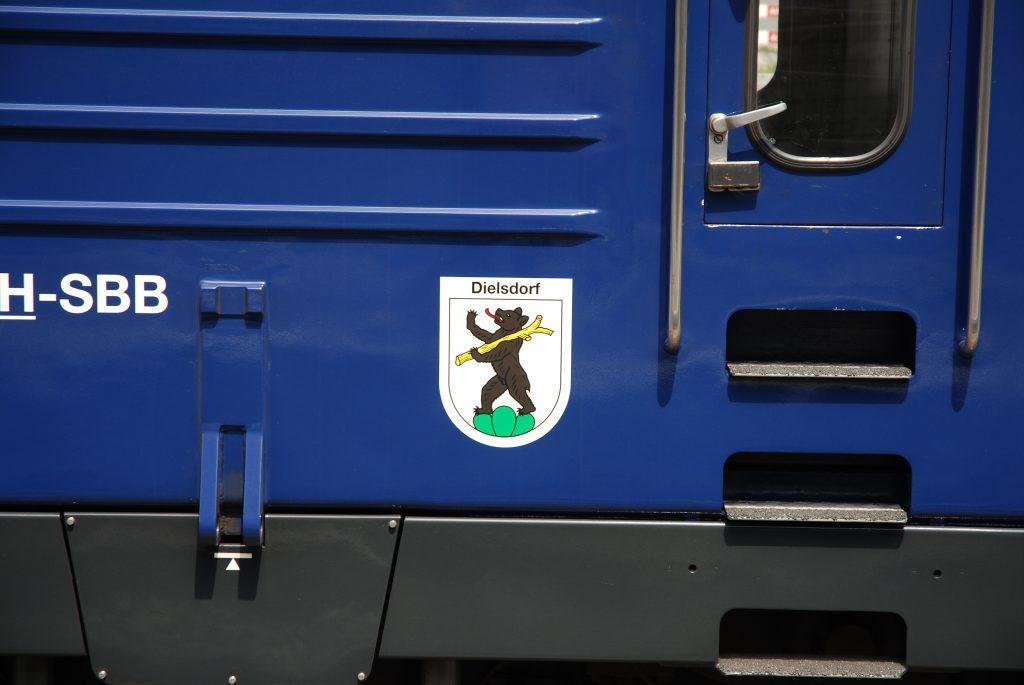 Wappen Dielsdorf