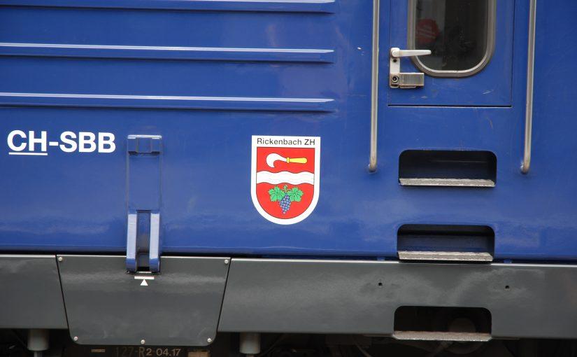 Wappen Rickenbach ZH