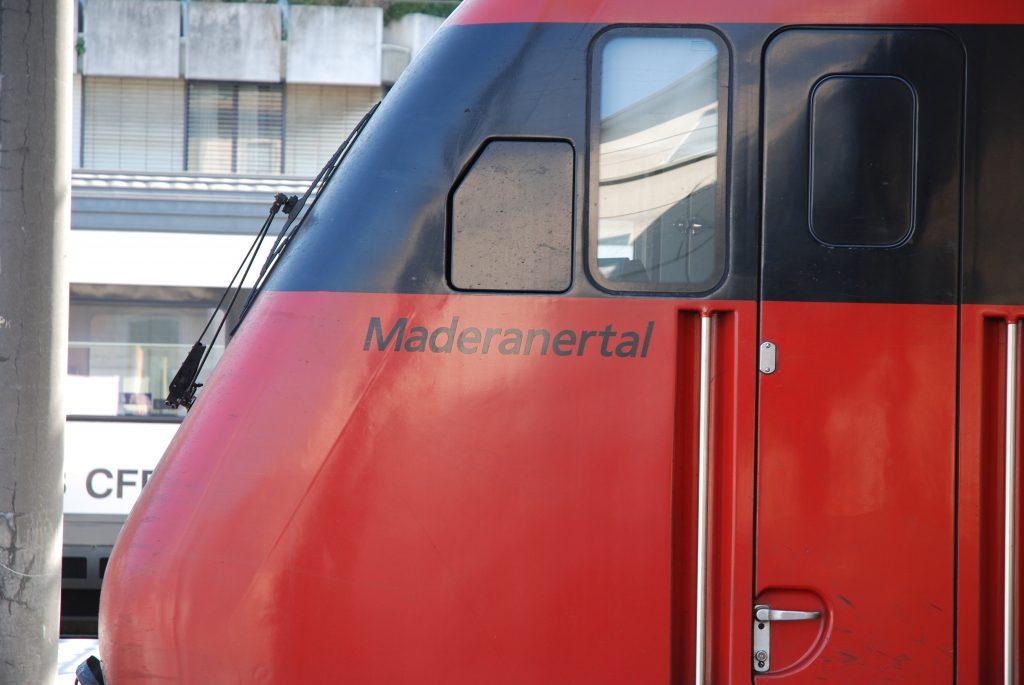 Namen Maderanertal