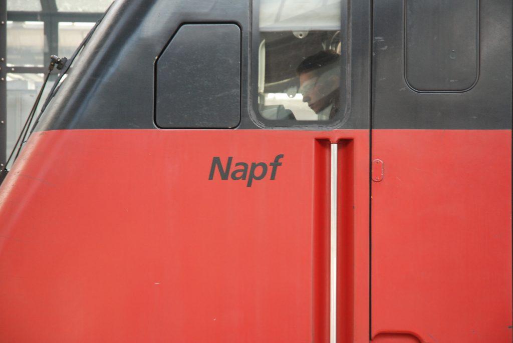 Namen Napf