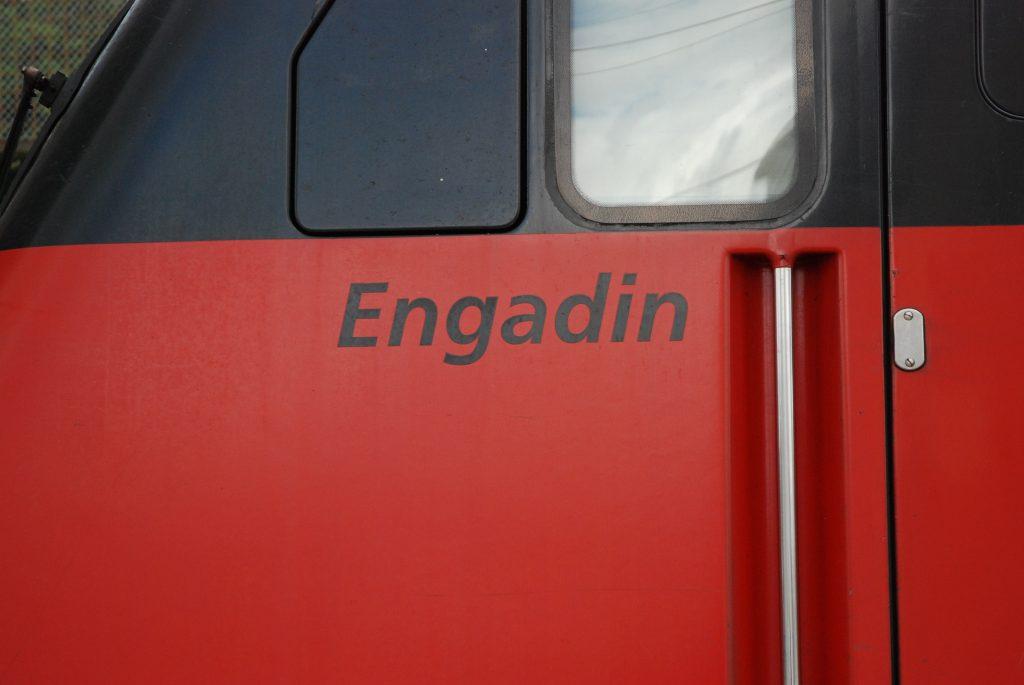 Namen Engadin